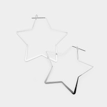 Rising Star Earrings - Gold Or Silver
