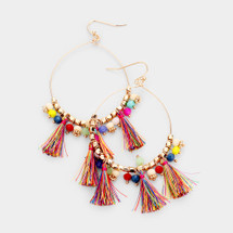 Festival Frenzy Earrings