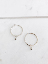 Little Drop Hoops