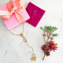 Interchangeable Initial Necklace: LIMITED EDITION FOR MAY!