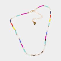 Tiny Beaded Necklace