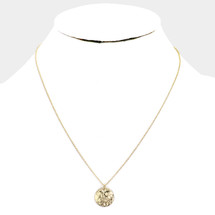 Favorite Coin Necklace