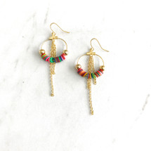 Market Earrings