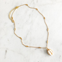 Little Shell Necklace