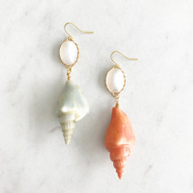 Sunset Beach Earrings - Limited Edition