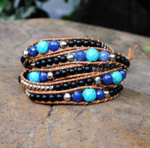 Summer Breeze Wrap Bracelet