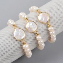 Pearled Up Bracelet