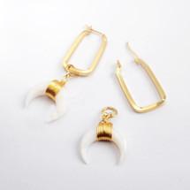 Santa Monica Interchangeable Earrings