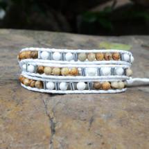 Desert Sands Wrap Bracelet