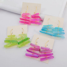 Aura Crystal Earrings