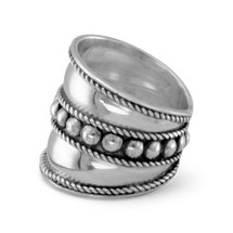 In My Tribe Ring: Sterling Silver