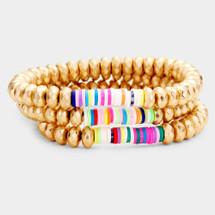 Summer Festival Bracelet Set