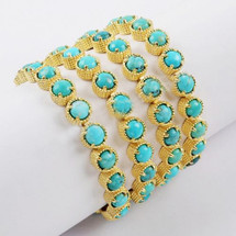 Turquoise Daydreams Bracelet
