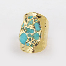 Turquoise All Day Ring