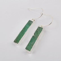 Australian Jade Earrings - Gold Or Silver