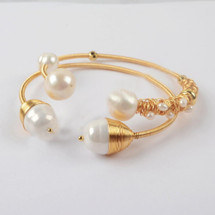 Pearl Lovers Bracelet Set