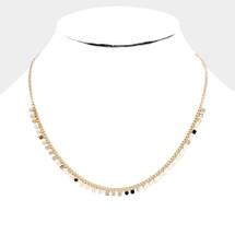 Tiny Drops Necklace