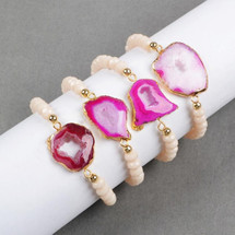 Rosie Druzy Bracelet