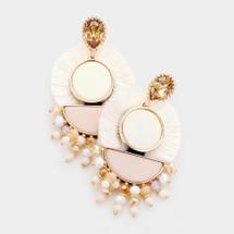 Pompano Earrings