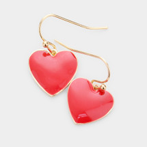 Red HeartsEarrings