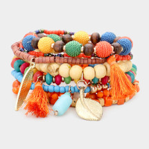 Feels Like Vacation Bracelet Stack/Set