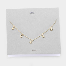 Starry Skies Necklace: Gold Or Silver