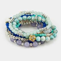 We've Got The Blues Bracelet Set