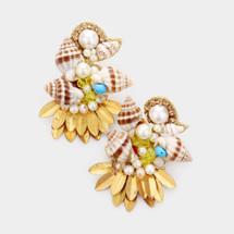Santorini Sunrise Earrings