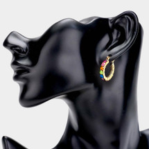 Rainbow Dreams Hoops