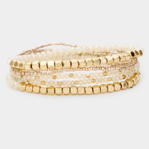 Golden Dreams Bracelet Stack/Set