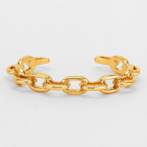 Golden Links Cuff