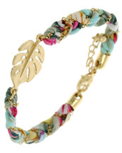 Leaf Colorful Bracelet
