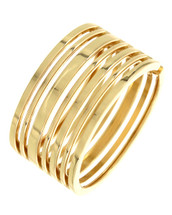 Gold Clasp Bracelet/Bangle