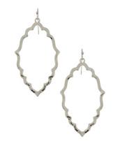Flirty Drop Earrings: Gold Or Silver