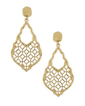 Emmie Earrings: Gold, Silver Or Rose