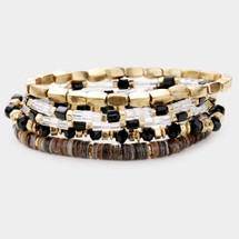 New York Nights Bracelet Set/Stack