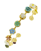 Summertime Bracelet: Gold OR Silver