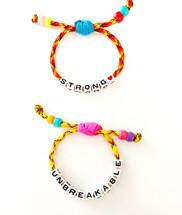 Strong + Unbreakable Bracelet Set