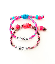 LOVE + XOXO Bracelet Set