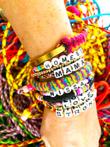 Personalized Rope Bracelet *Create Your Own*