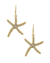Little Starfish Earrings