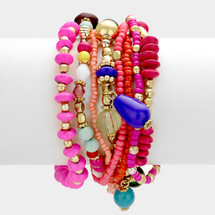 Color Pop Bracelet Set