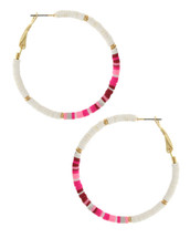 Pink Lemonade Hoops
