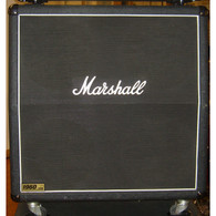 SOLD - MARSHALL 1960 A 4X12 SPEAKER CAB