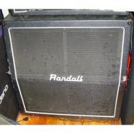 SOLD - RANDALL 4X12 SPEAKER CAB