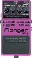 NEW BOSS BF-3 STEREO FLANGER