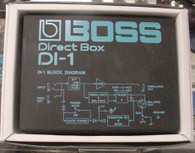 NEW Boss DI-1 Direct Box