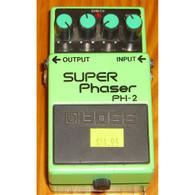 SOLD - BOSS PH-2 SUPER PHASER