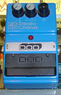 SOLD - DOD FX-65 STEREO CHORUS