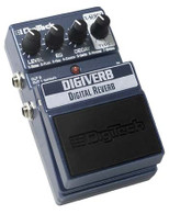NEW DIGI-TECH X-SERIES DIGITAL REVERB